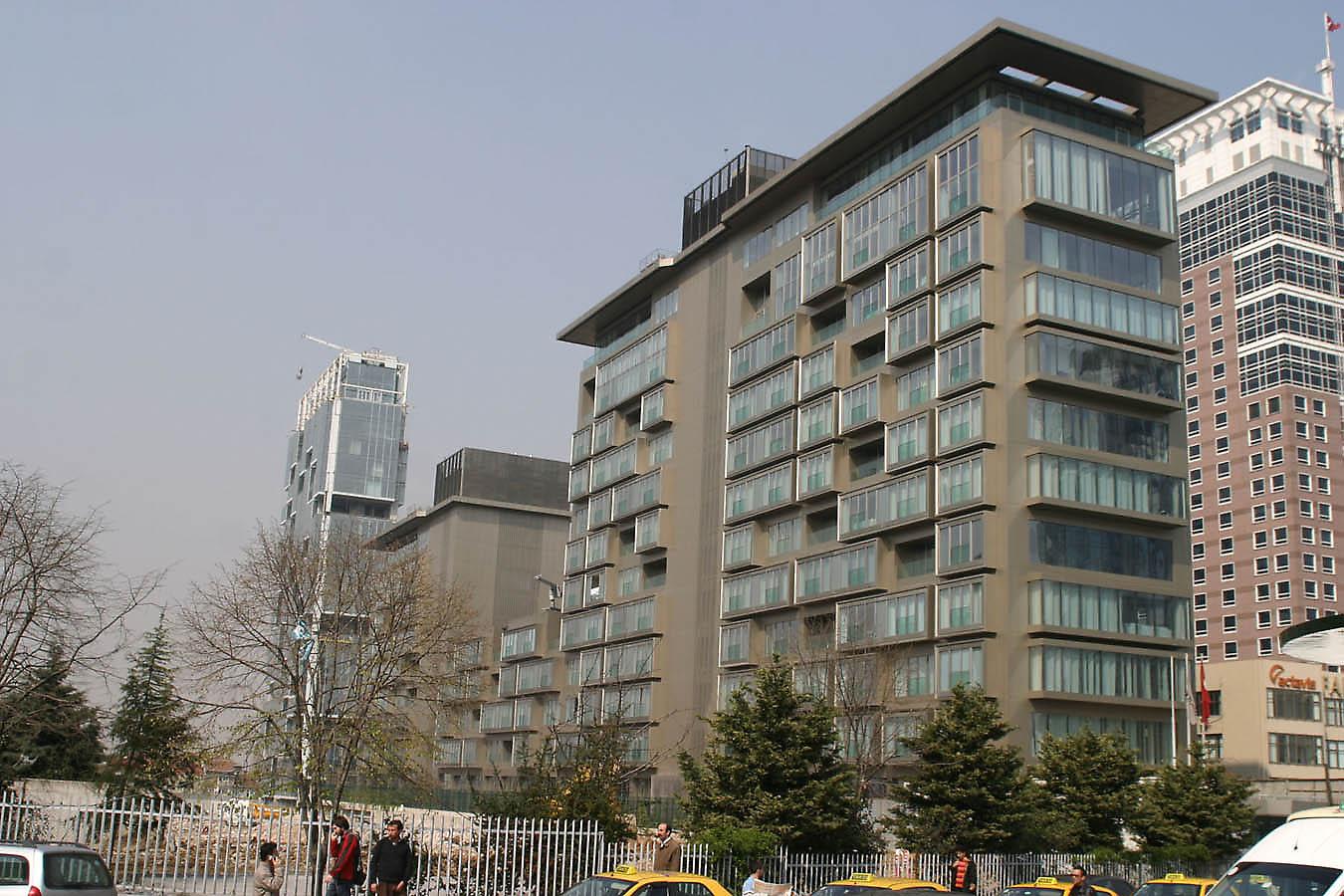 Tabanlioglu Architects Istanbul Levent Loft