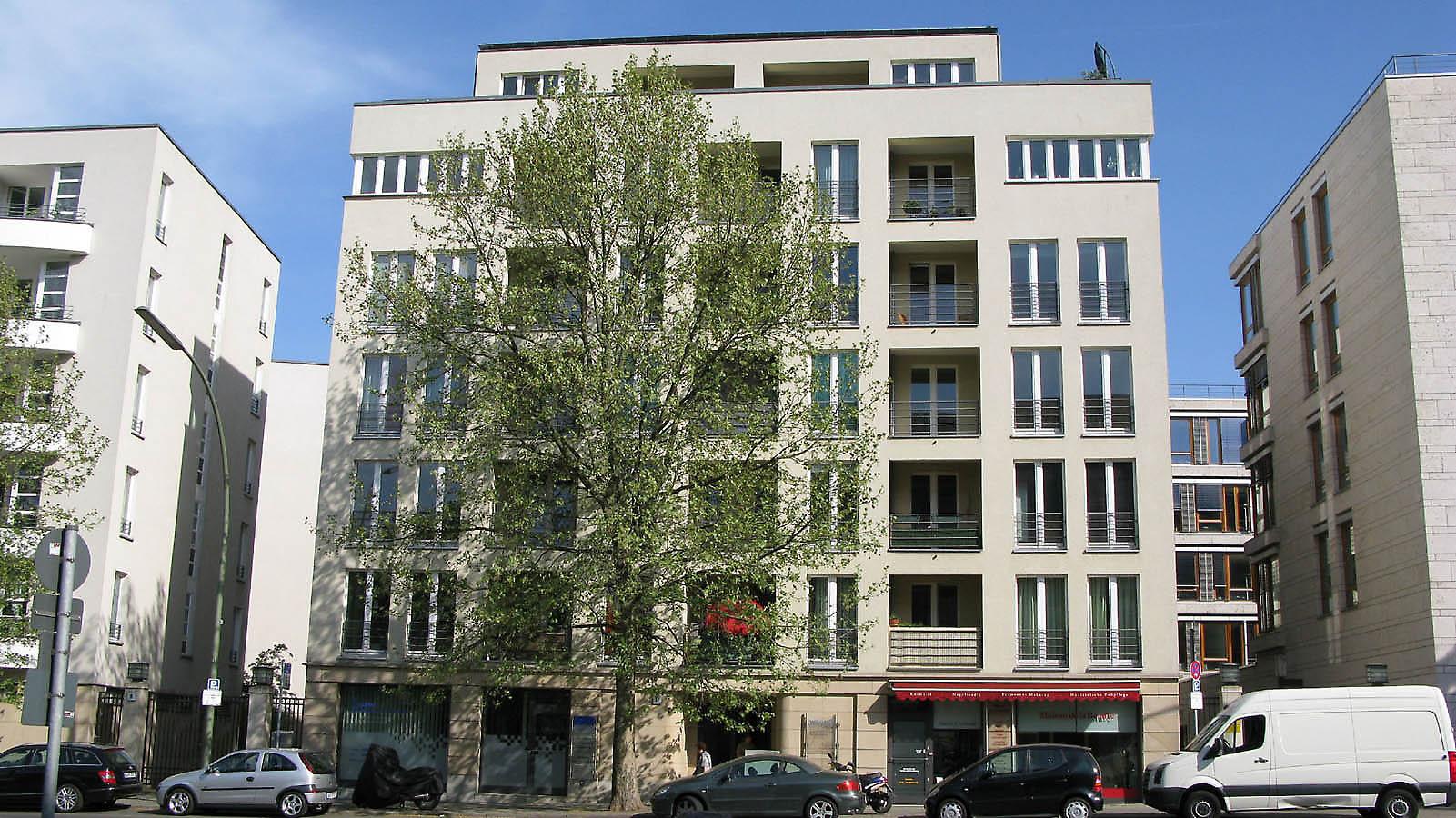 Walter Stepp Berlin Apartments