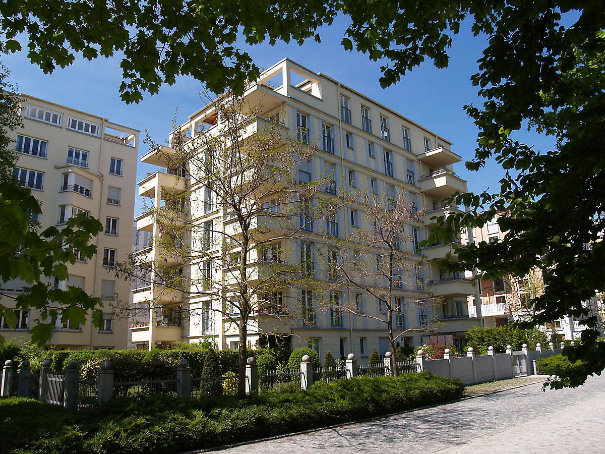 Apartments. Hilmer U0026 Sattler Und Albrecht, Munich, Germany