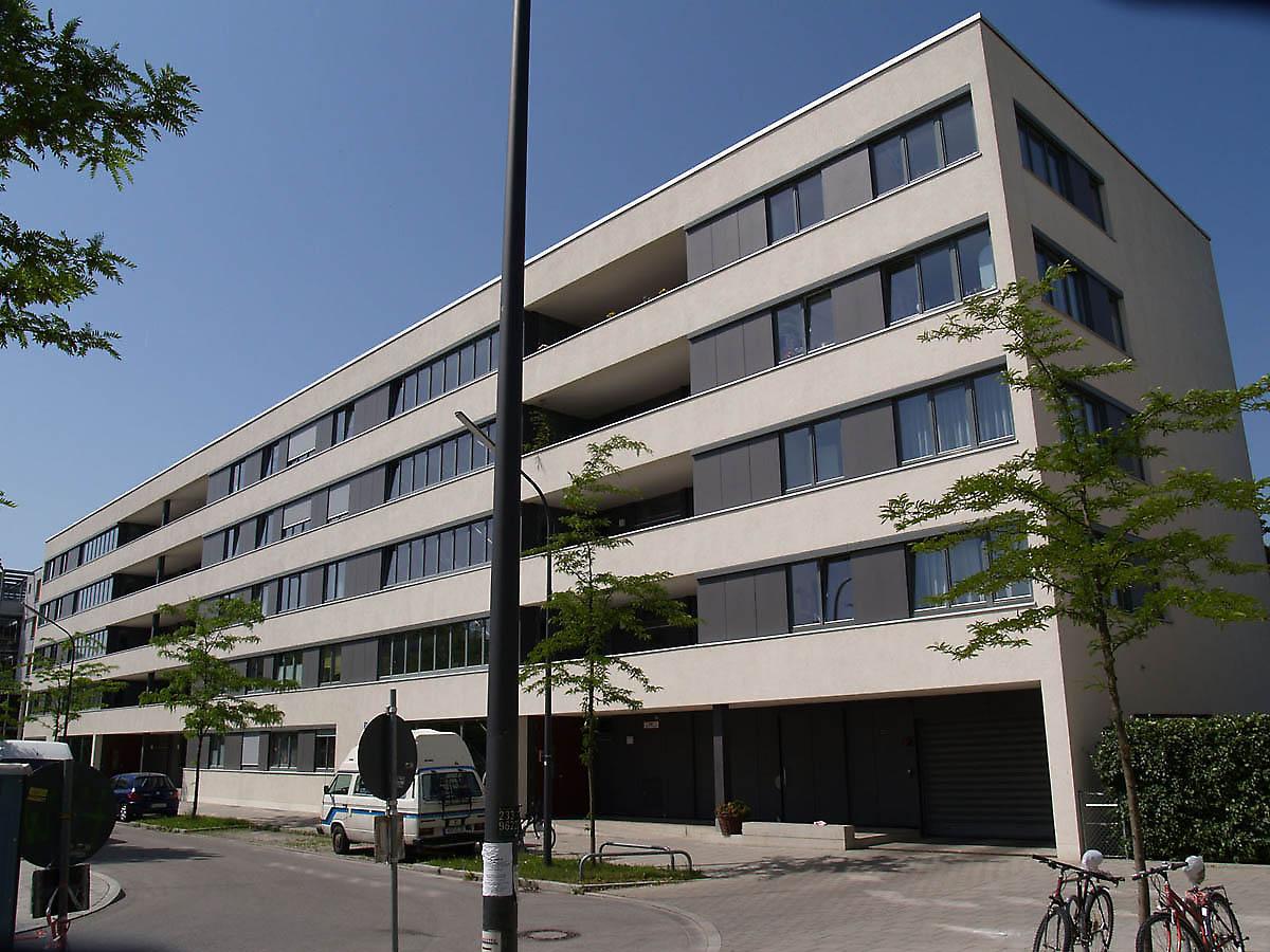 Meck k ppel architekten munich apartments - Meck architekten ...