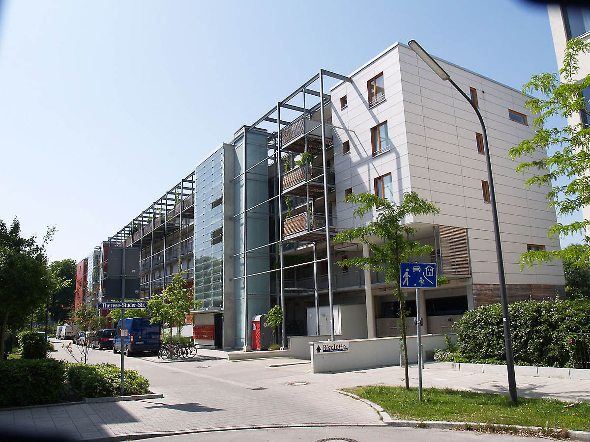 apartments in Munich, Germany