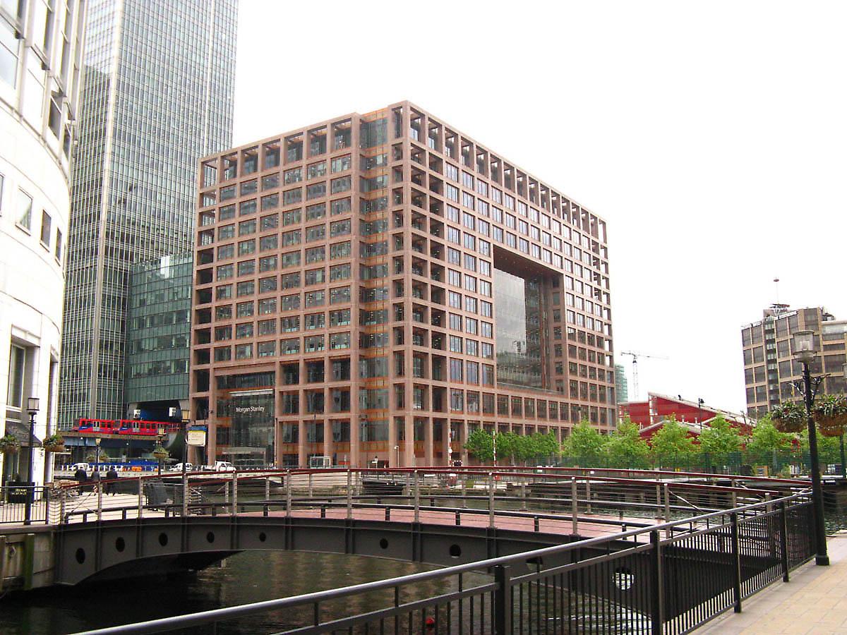 office building in London United Kingdom