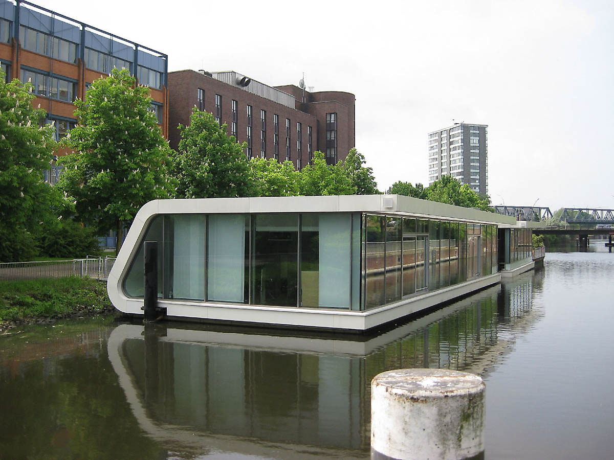 waterstudio hamburg floating restaurant rh buildingbutler com
