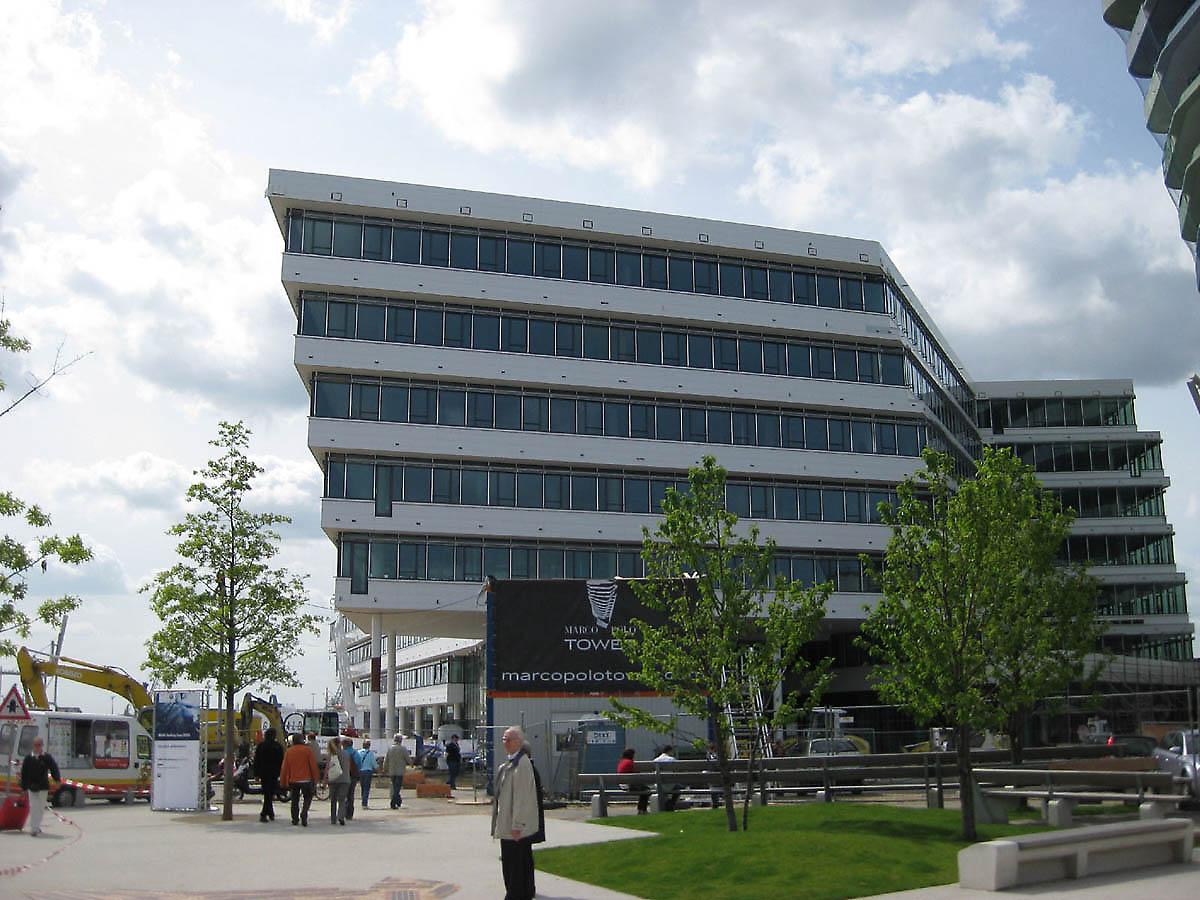 Architekten In Hamburg behnisch architekten hamburg building 59