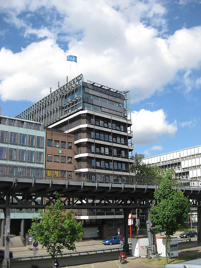 Offices in hamburg germany for Butlers hamburg