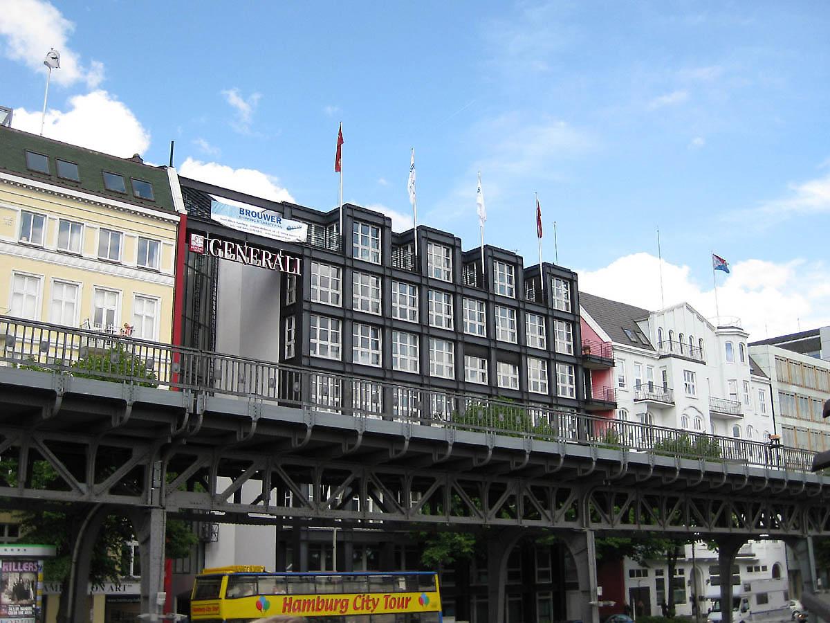 apb architekten bda hamburg generali versicherung. Black Bedroom Furniture Sets. Home Design Ideas