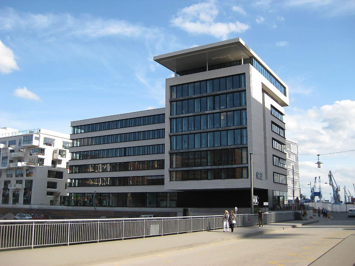 Architekten In Hamburg meurer architekten hamburg kaiserkai 60 62