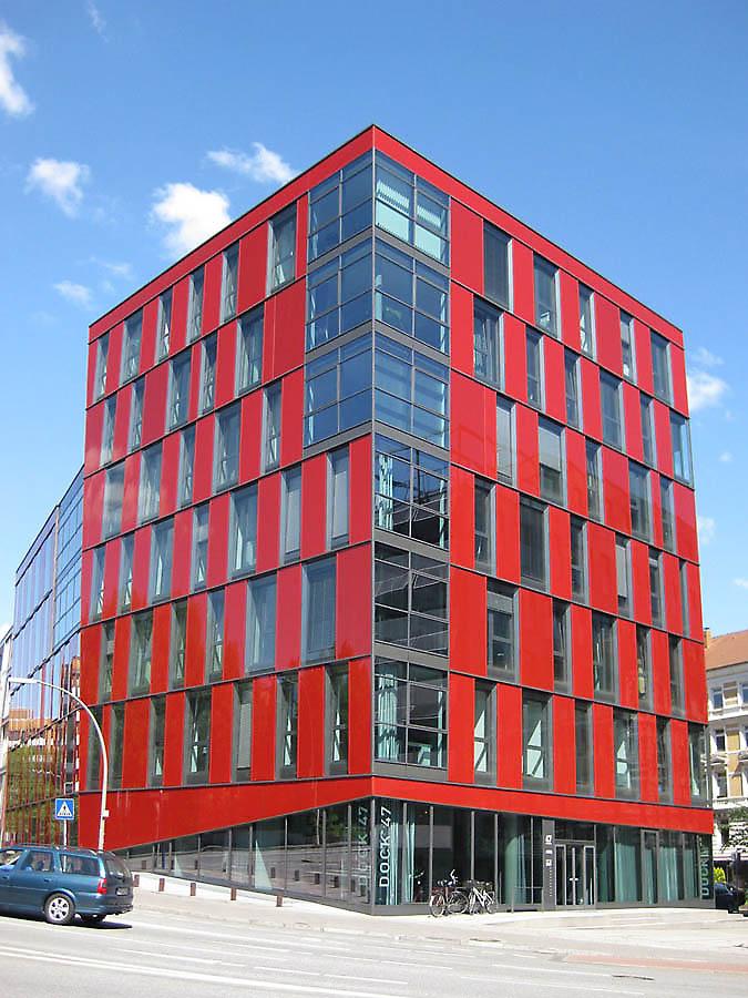 Architekten In Hamburg spengler wiescholek architekten hamburg dock 47