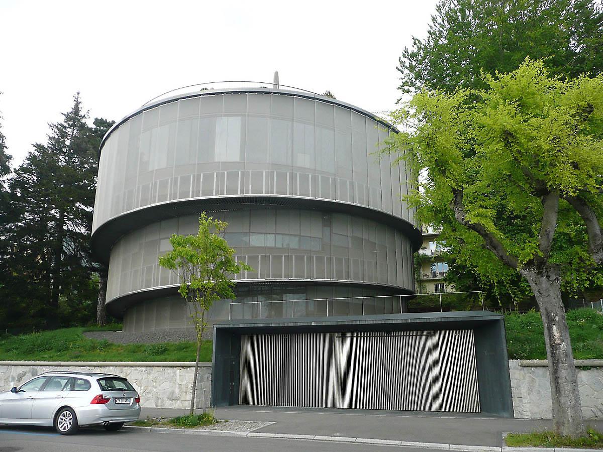 Camenzind Evolution, Zurich, apartments