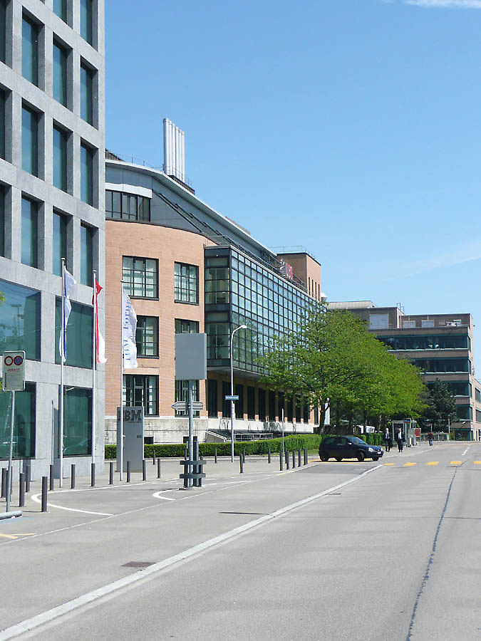 Office building in zurich switzerland for Home office switzerland