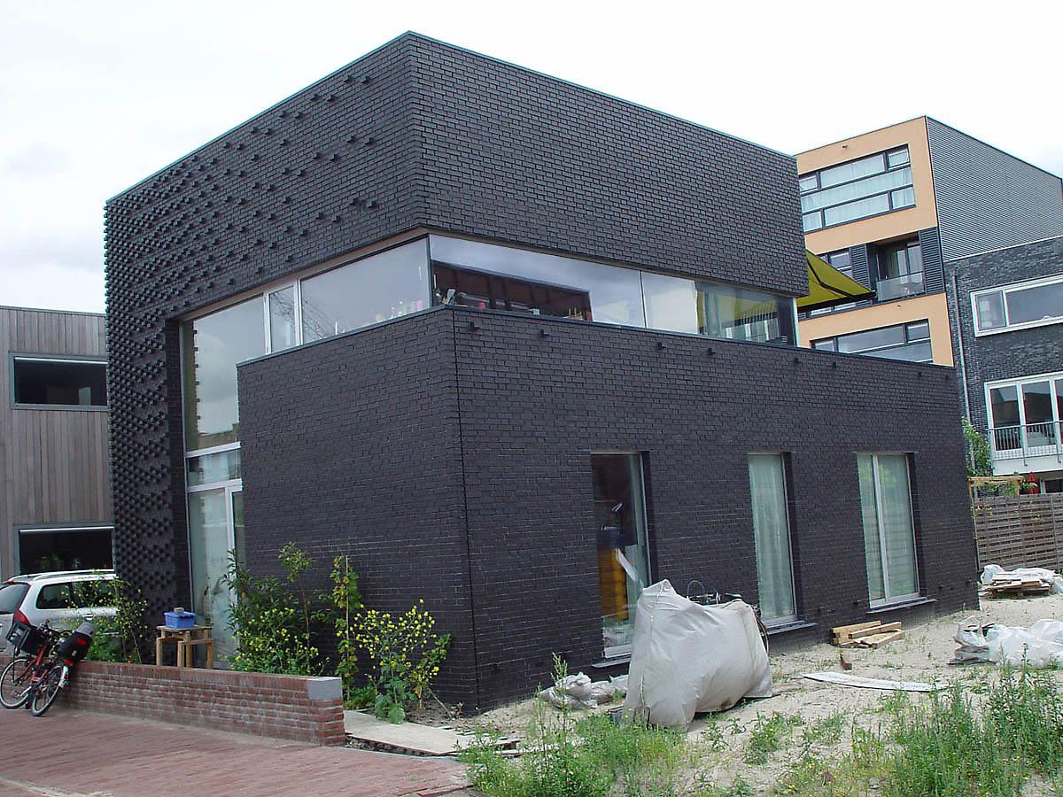 Marc Koehler Architects Amsterdam House Ijburg