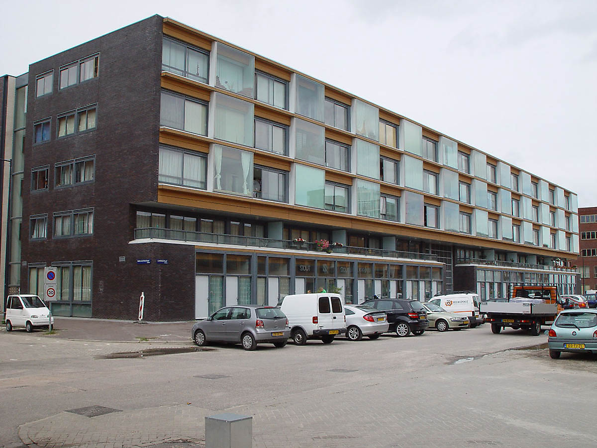 brick apartment building. More Buildings From Apartment Building A Design Of In Amsterdam  Netherlands