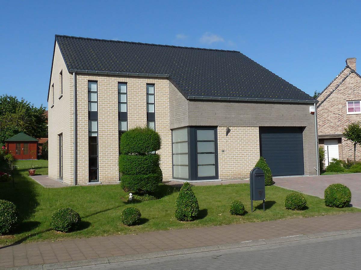 House In Brussels Belgium