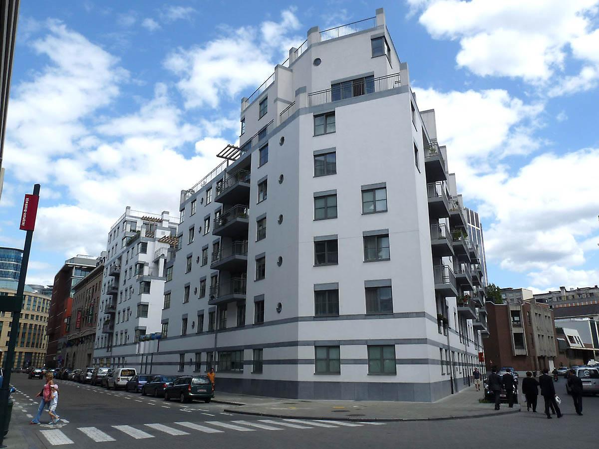 apartments in Brussels, Belgium