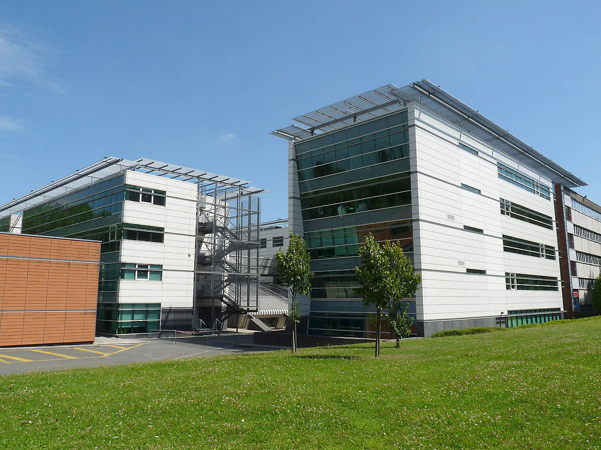 Gallery For Modern University Buildings