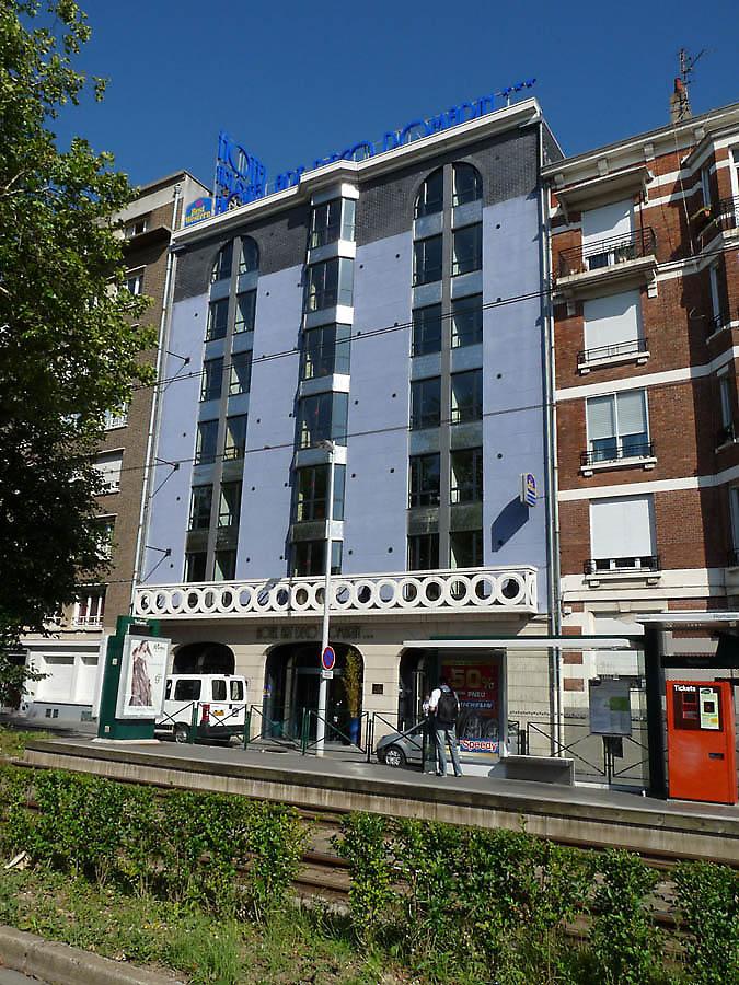 hotel deco romarin in lille