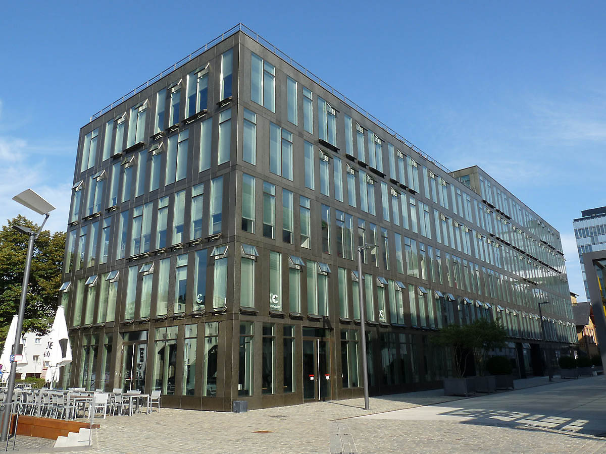 Gatermann schossig architekten cologne kontor 19 Building facade pictures
