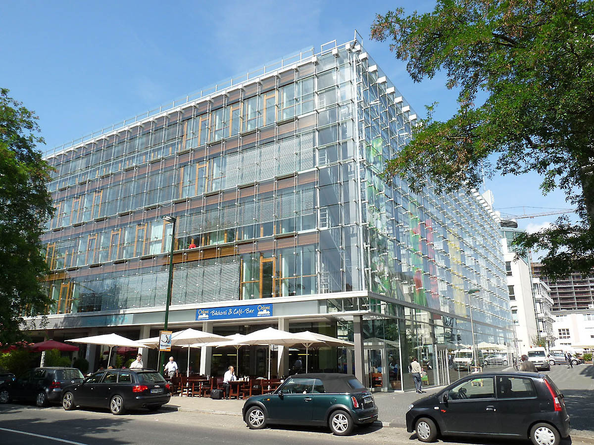 Architekten Düsseldorf petzinka pink architekten düsseldorf h19