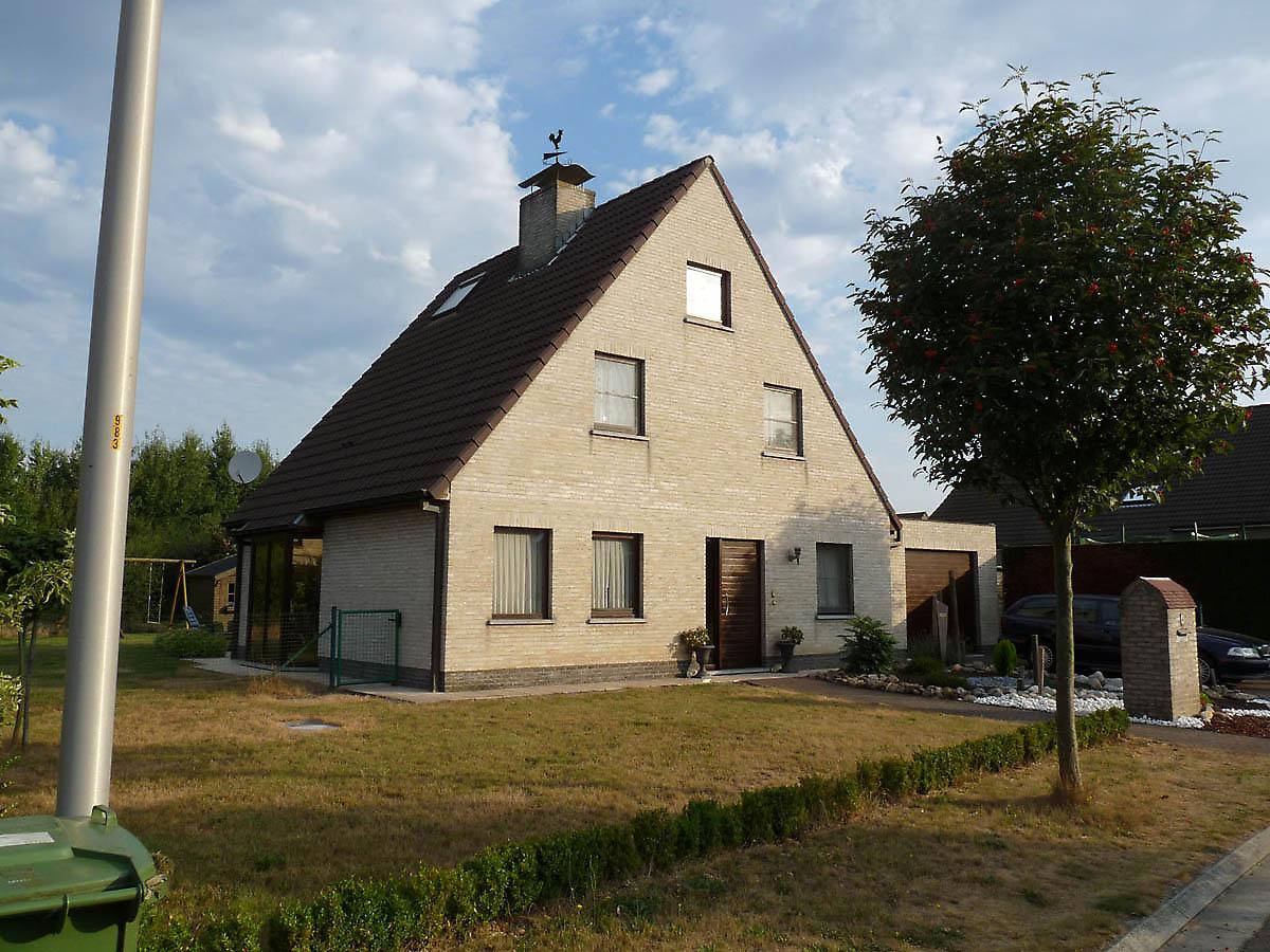 House In Ghent Belgium