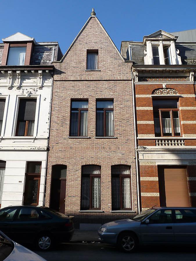 House In Antwerp Belgium