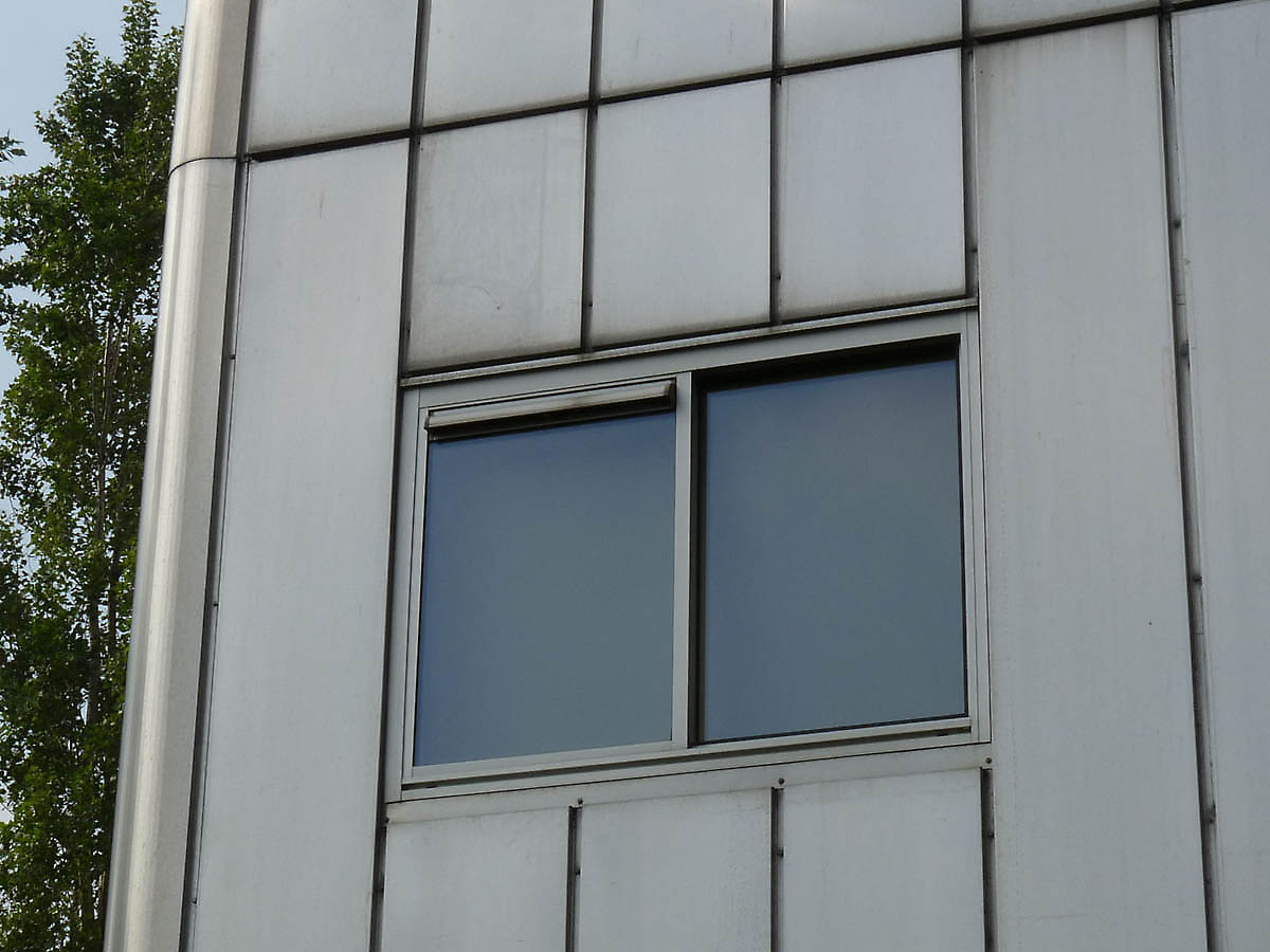 Metal Panel Cladding - Viewing Gallery