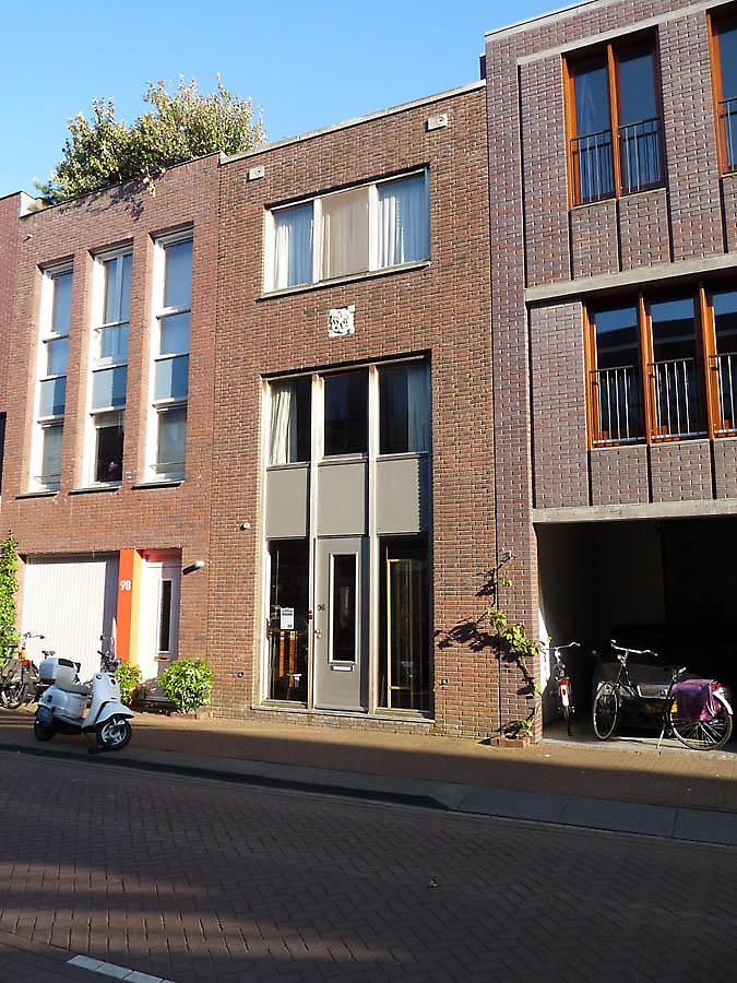 House On Borneo Sporenburg In Amsterdam Netherlands