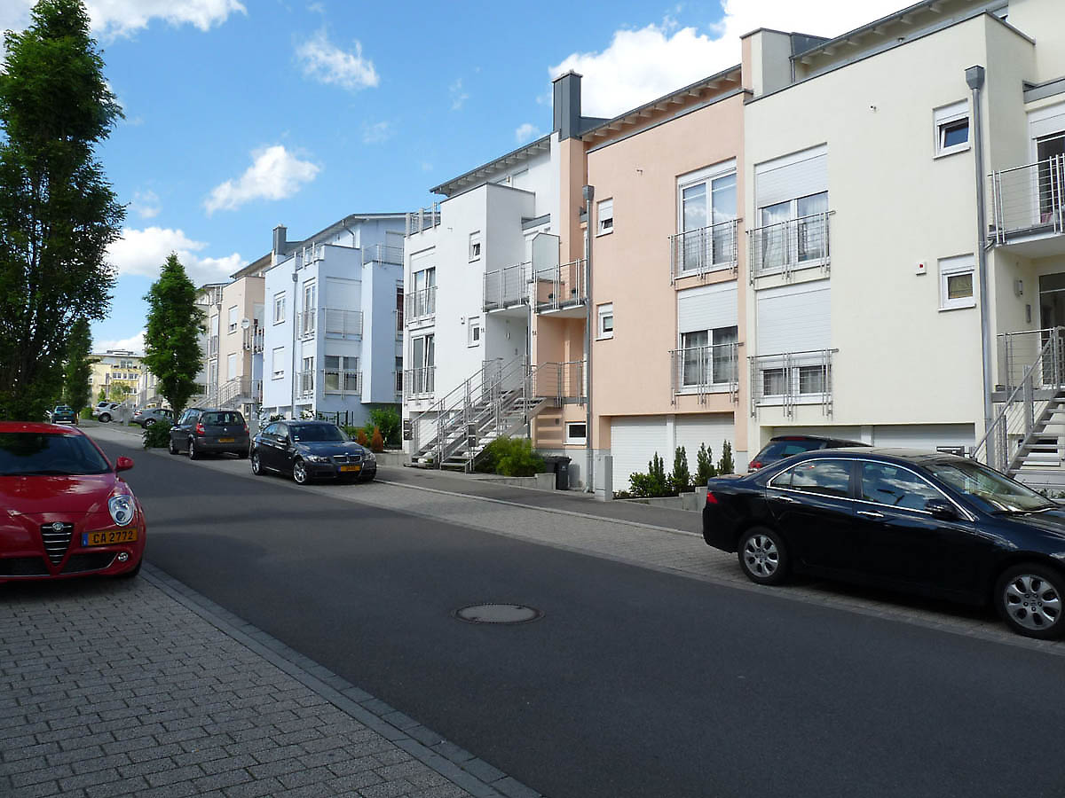 Housing in luxembourg luxembourg for Luxembourg homes