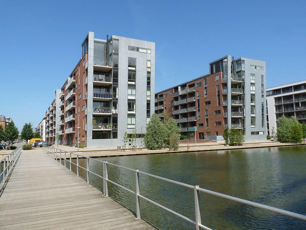 Apartments. Copenhagen, Denmark