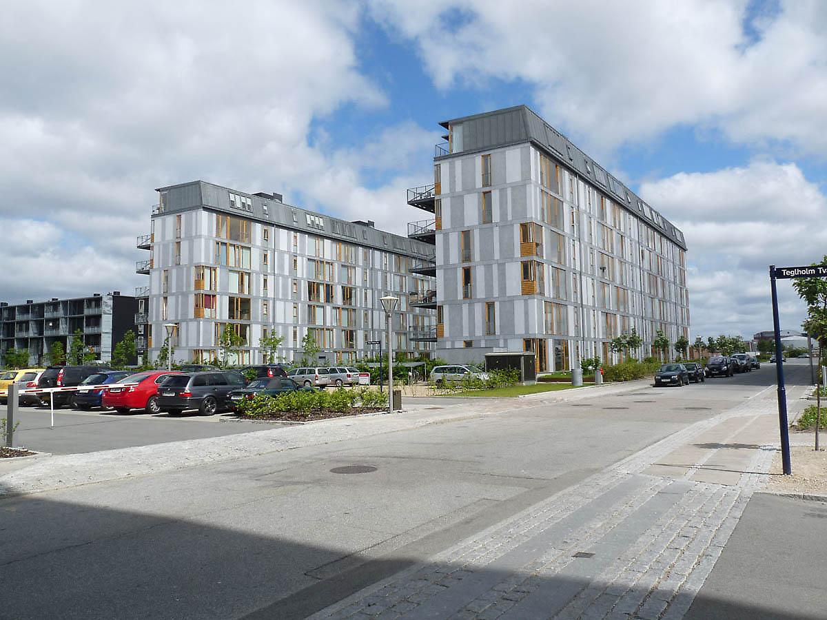 apartments in Copenhagen, Denmark