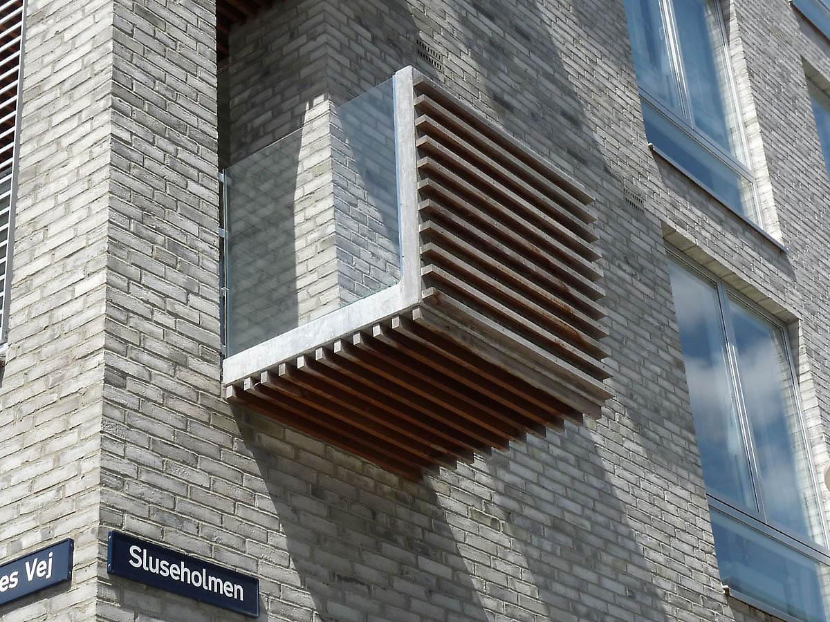 Housing Sluseholmen Copenhagen Denmark