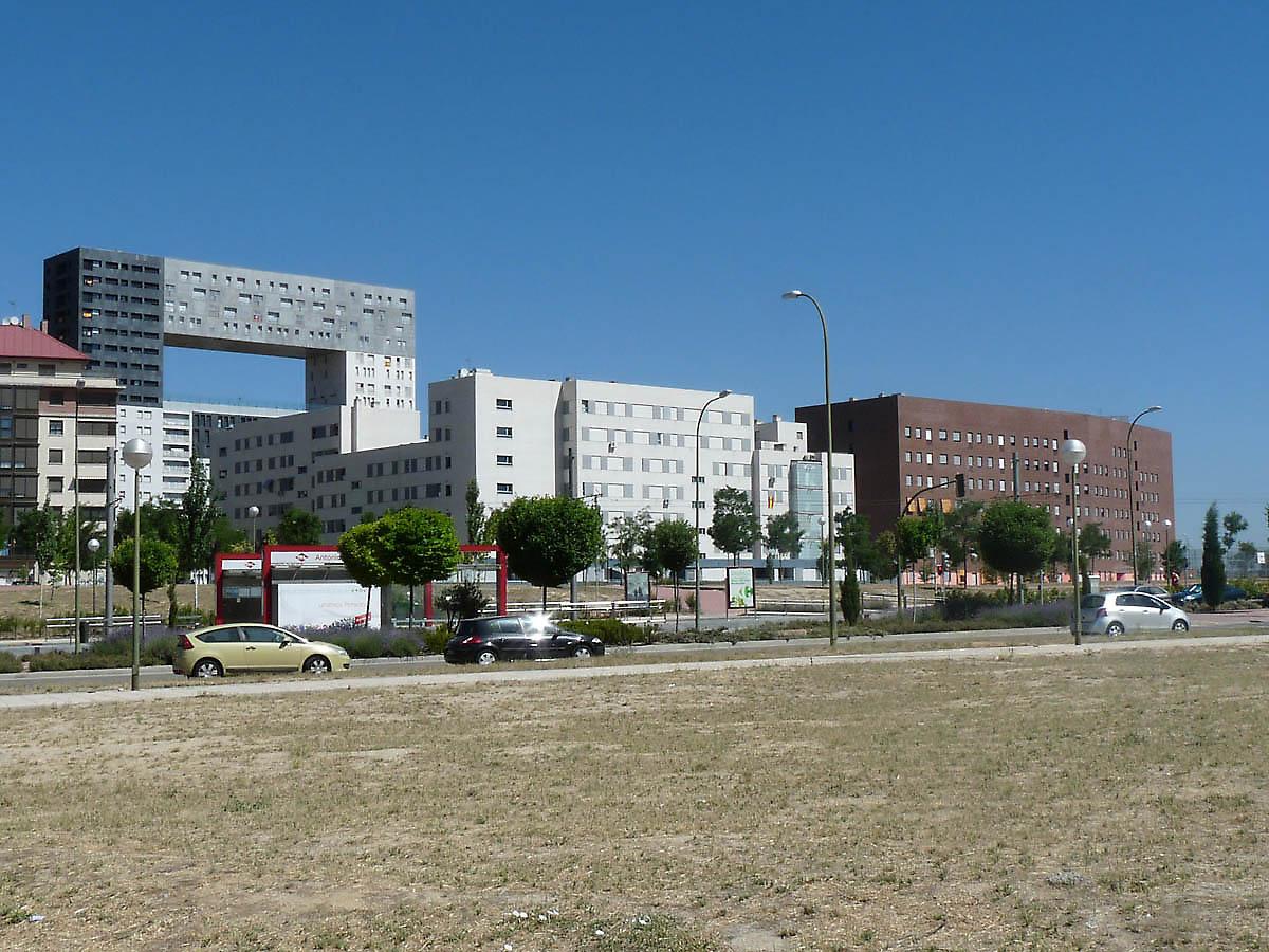 Olmos ochoa arquitectos madrid apartments - Arquitectos madrid ...