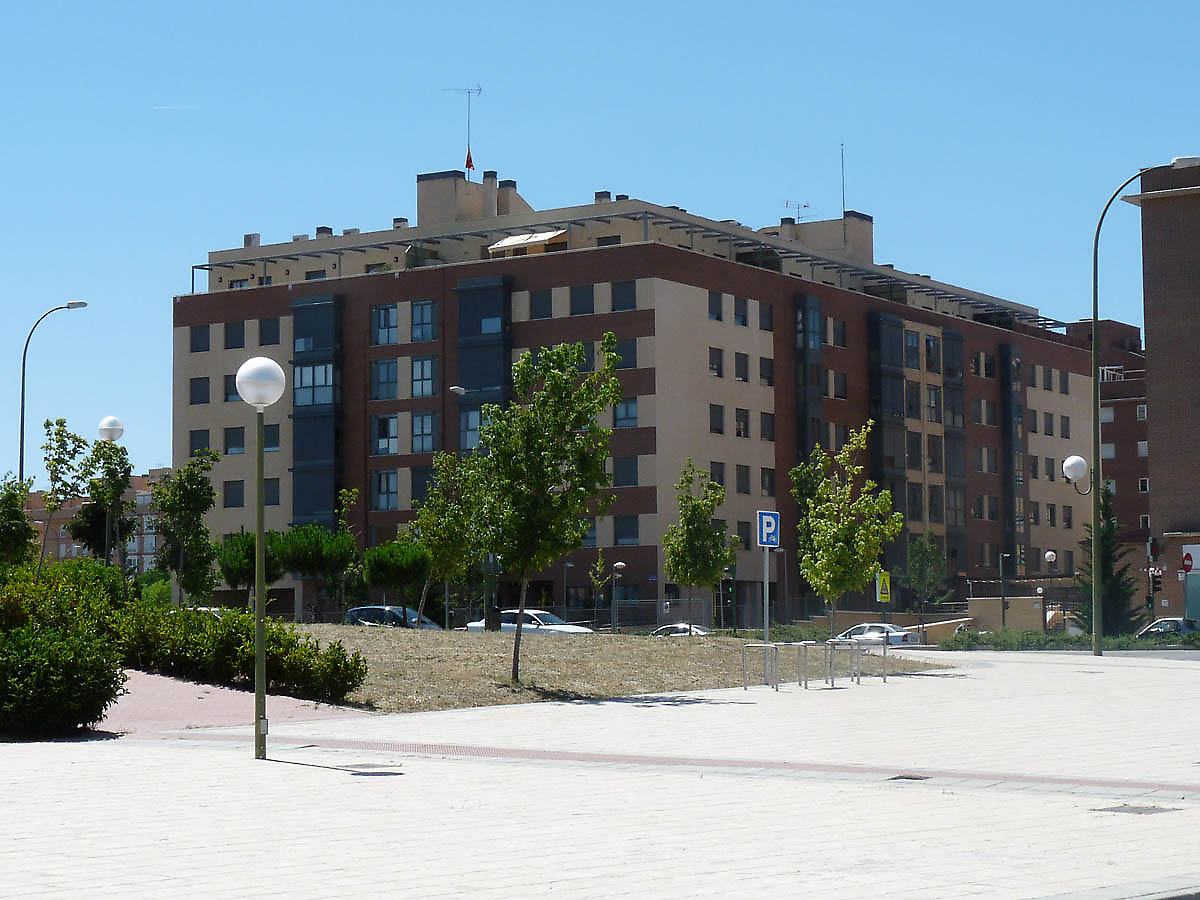 apartments in Madrid, Spain