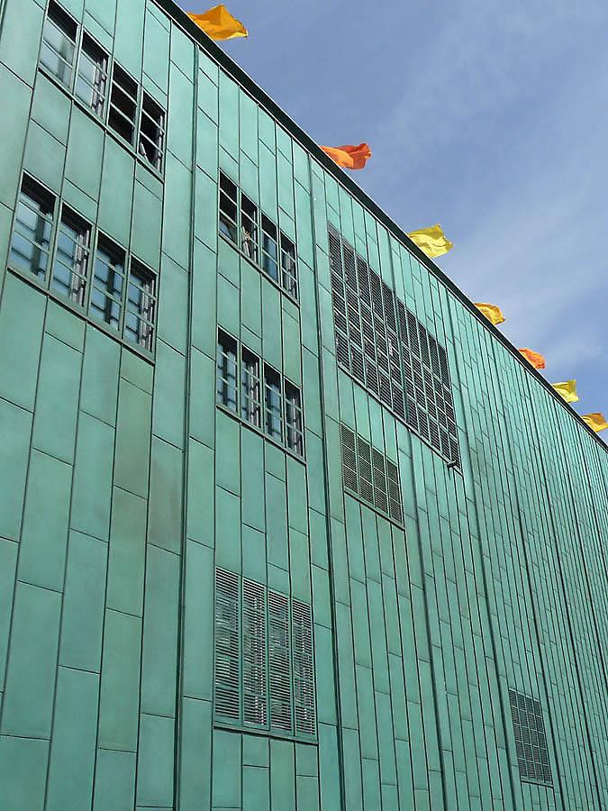 Renzo Piano Building Workshop Amsterdam Nemo