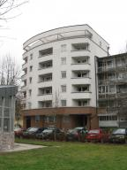 apartment building-Ljubljana