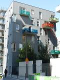apartment building-Paris-1