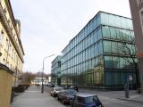 office building, Baumschlager Eberle, Munich, Germany