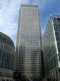 One Canada Square, Cesar Pelli & Associates, London, United Kingdom