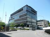 office building, Zurich, Switzerland