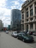 Central Plaza office tower, Brussels, Belgium