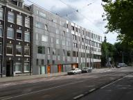 housing Mauritskade - Erick van Egeraat associated architects