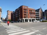 apartments/mixed-use, Lsie bvba, Antwerp, Belgium