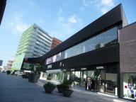 retail building, Almere , Netherlands