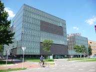 University Library, Ir Wiel Arets Architect & Associates, Utrecht, Netherlands